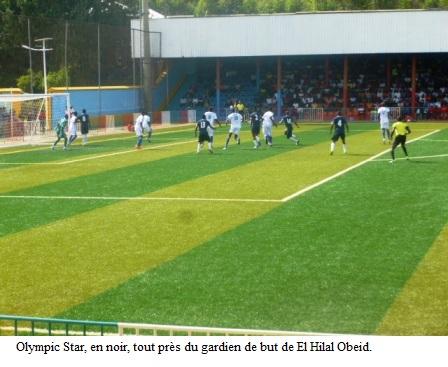 Un match international au Stade Urukundo de Buye à Ngozi.