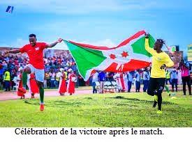 CAN 2019 : Le Burundi élimine le Gabon d'Aubameyang à Bujumbura et obtient le ticket pour l'Égypte.