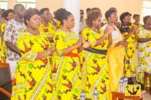 Lancement Officiel  des activités de la Conférence Internationale des Femmes Leaders